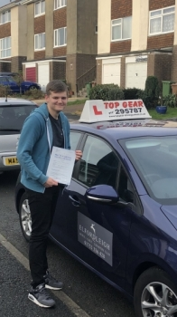 Great Drive Michael and very few minor driving faults.