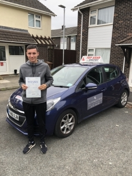 Well Done on your first time pass