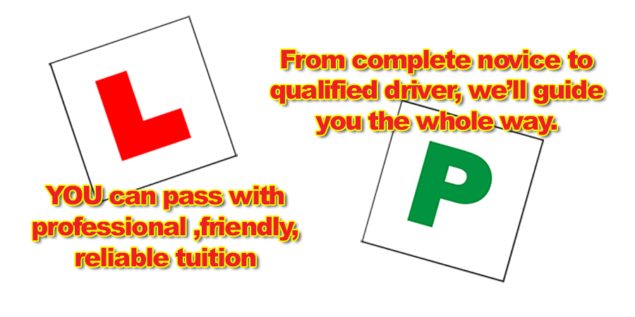 Get on the road to your licence with quality driving lessons in Plymouth